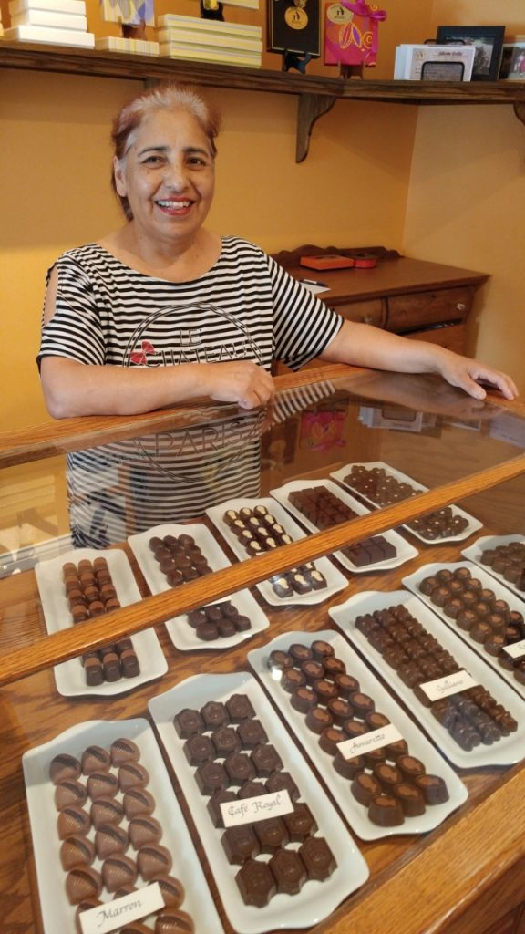Chocolaterie Muriel Sutton