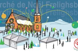 Marché de Noël de Frelighsburg