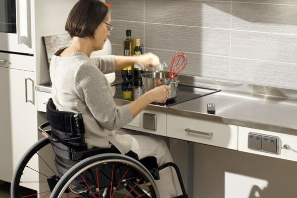 Ideas For You To Bring Accessible Design In The Kitchen Enchanting Accessible Kitchen Design
