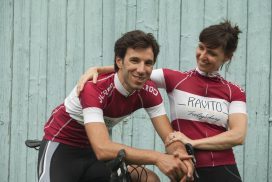 Alexi Richer et Karine Delage de Ravito Bed & Bike. Crédit photo Tristan Corbeil Lapointe