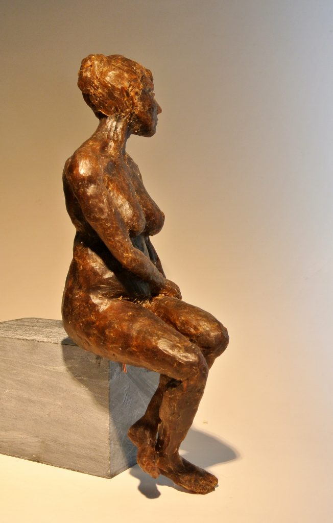 Sculpture de Sarah Cobb
