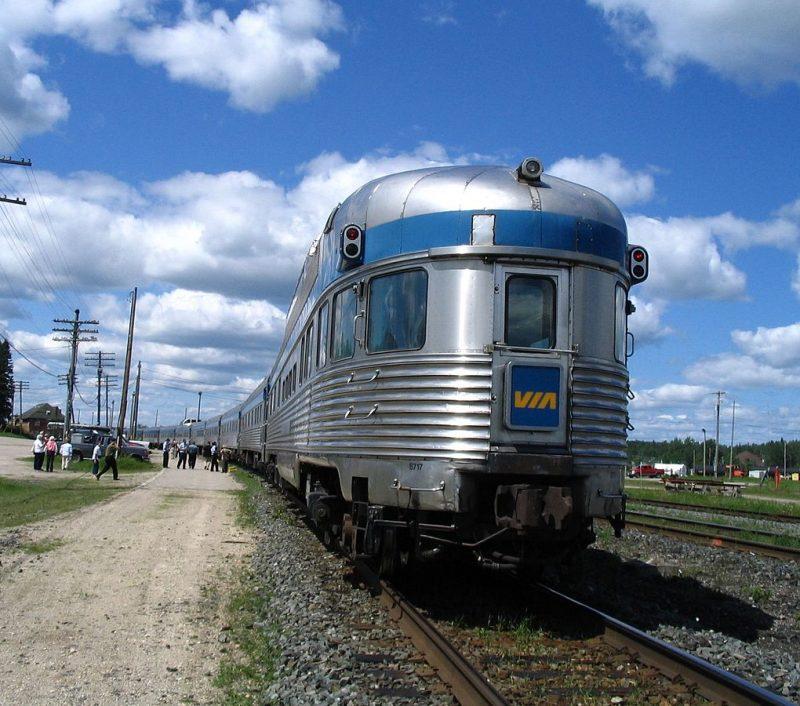 Canadian Via Rail