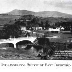 Pont international de East Richford