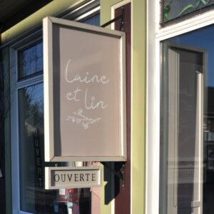 Laine et Lin
