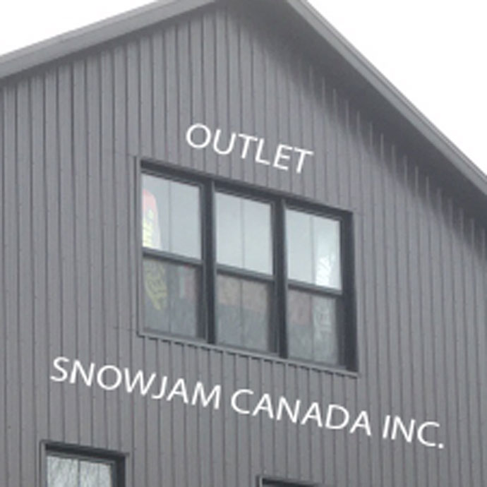 Snowjam Outlet